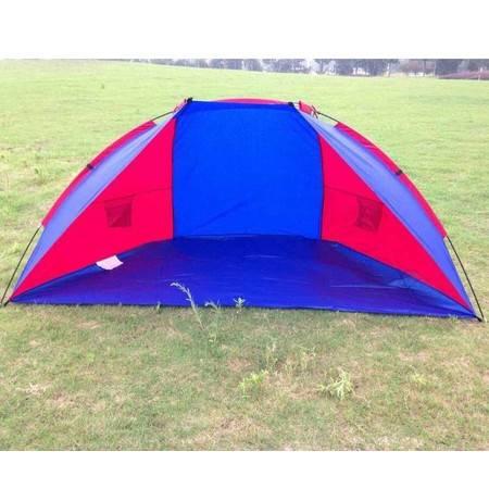 包邮全自动沙滩遮阳帐篷钓鱼帐双人简易户外儿童游戏帐篷