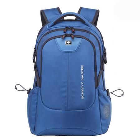 SC81407 十字双肩背包 学生成人背包 笔记本电脑包