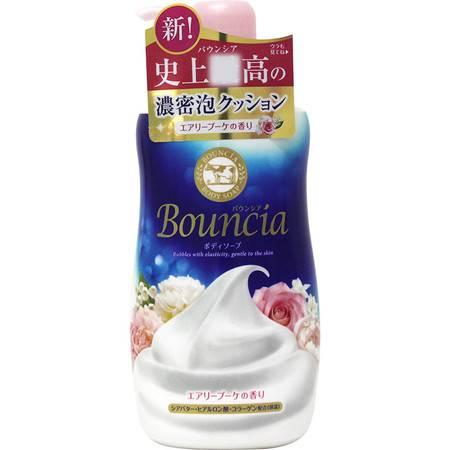 牛乳石碱/COW 牛奶沐浴露 男女沐浴乳 持久留香沐浴液 750ml