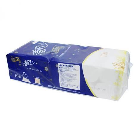 清风 卷纸 卫生纸巾 无芯 家用 无芯卷筒卫生纸 B02B7MC