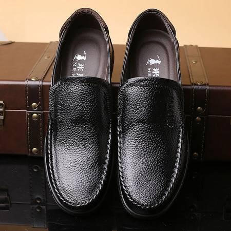 夏季男士皮鞋男软皮休闲皮鞋镂空休闲鞋英伦韩版打孔透气牛皮鞋子8801