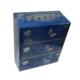 维达/Vinda  抽纸巾盒装蓝色经典 1*2层*200抽*3盒  面巾纸2046B  100件起订