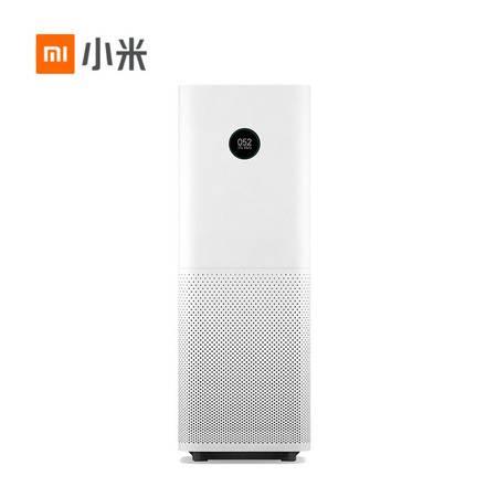 小米米家空气净化器pro 家用卧室静音智能除甲醛雾霾粉尘PM2.5 霾表屏幕显示