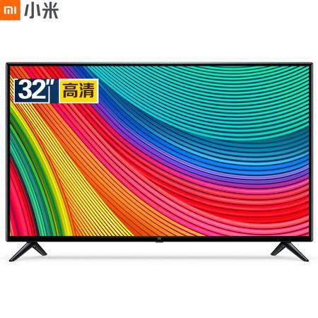 小米/MIUI 小米电视4S 32英寸人工智能语音网络液晶平板电视  1GB+4GB高清蓝牙语音遥控