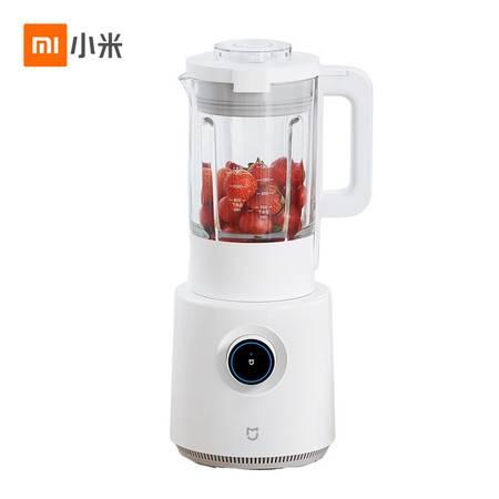 小米/MIUI 小米(MI)米家破壁料理机 加热保温 家用多功能破壁料理机 果汁机 榨汁机 智能预约