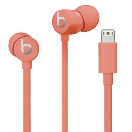 苹果/APPLE Beats urBeats3 入耳式耳机 苹果手机耳机三键线控带麦 MUHU2PA