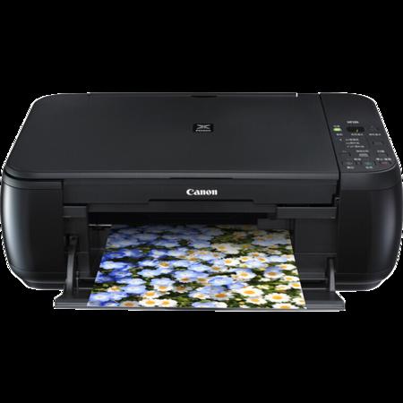 佳能/CANON MP288 A4彩色喷墨一体机学生机扫描 多功能打印机复印机 照片打印家用