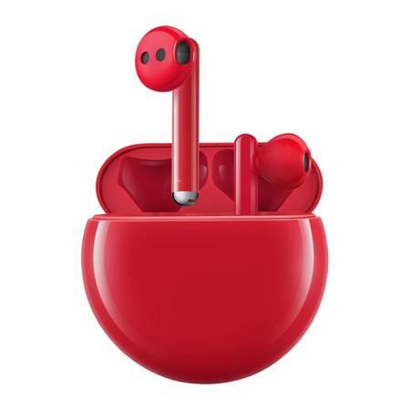 华为/HUAWEI FreeBuds3 无线蓝牙耳机 双耳立体声 主动降噪骨声纹识别 半入耳式