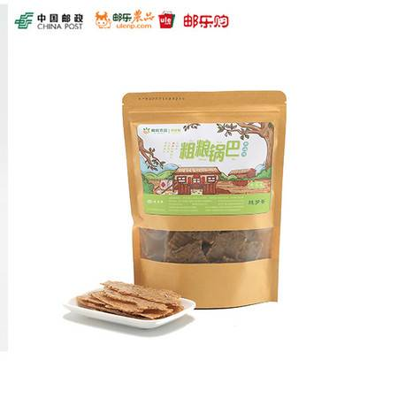 霍山馆 鑫茗雨  锅巴  零食 150g