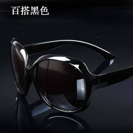 施悦名 新款太阳镜女士驾驶镜户外钓鱼眼镜骑行大框墨镜太阳眼镜A