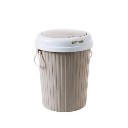 居家垃圾桶弹盖家用纸篓分类客厅卫生间带盖垃圾篓