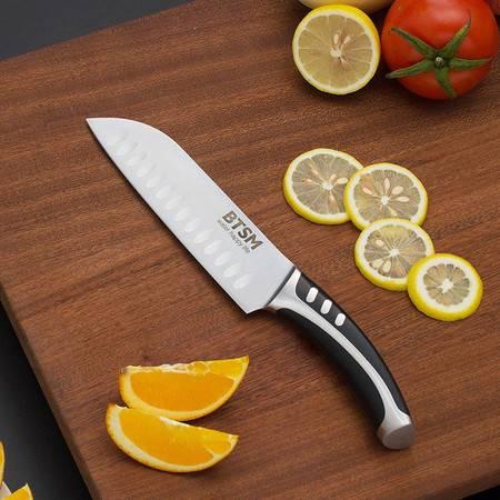 BTSM 波塞冬不锈钢多功能刀 水果刀 面包刀 切片刀 三德刀
