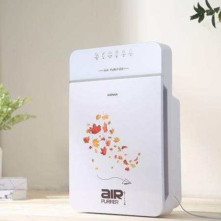 康佳/KONKA 空气净化器除雾霾PM2.5除甲醛杀菌除病毒家用卧室客厅使用枫叶仙林KGJH-11E