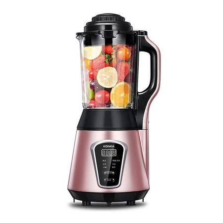 康佳/KONKA 破壁机 家用破壁料理机加热多功能豆浆机榨汁机绞肉机预约小型辅食搅拌机