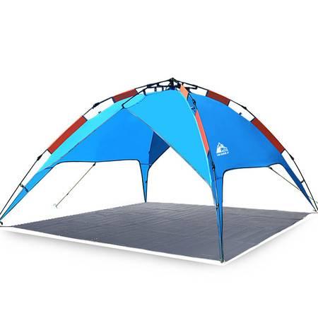 公狼防潮垫 帐篷地席 防潮垫 野餐布 户外野营 防水耐磨PE防潮布