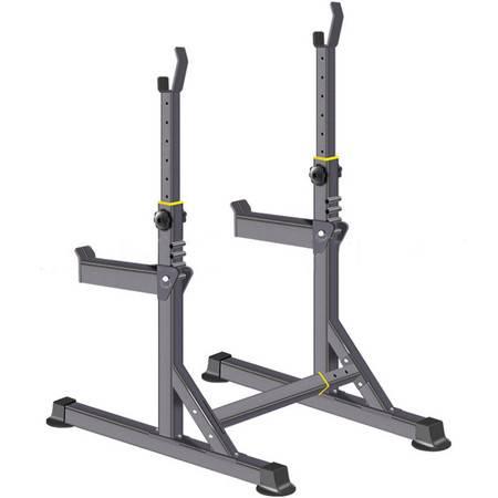 凯康 深蹲架 家用多功能可调节可折叠卧推器健身器材训练举重床