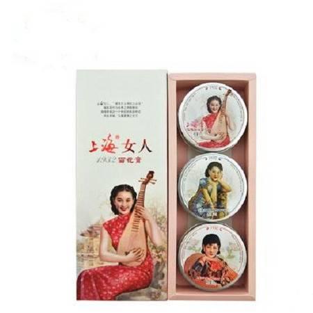 上海女人1932雪花膏(三盒套装)80g*3