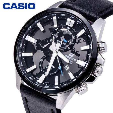 casio/卡西欧 EFR-303系列EDIFICE时尚商务男士手表