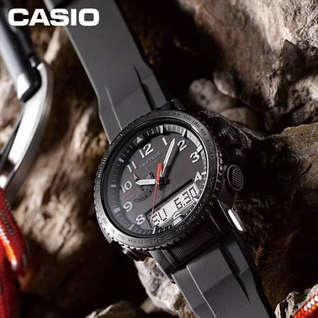 casio/卡西欧 PRW-50系列Protrek户外登山太阳能电波运动男表