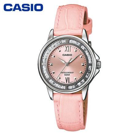 casio/卡西欧 LTP-1391系列时尚休闲防水石英女表
