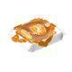 【黑龙江大米节】俄罗斯进口开心牛拉丝蜂蜜饼 150g 包邮