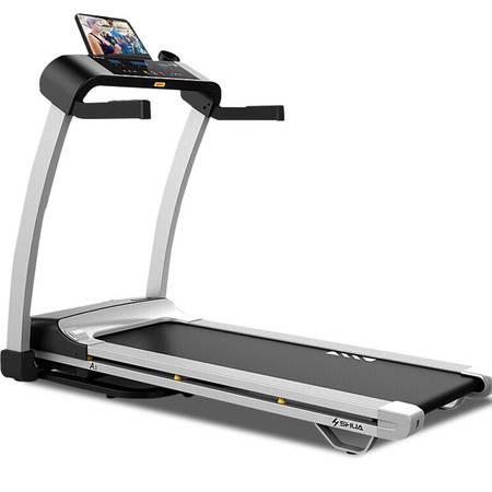 舒华 跑步机A3家用款超静音减震智能电动室内折叠健身器材SH-T3300微信运动互联