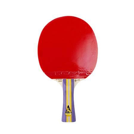 华士 631A乒乓球拍长柄单拍 横拍双面反胶 学生兵乓球拍单支