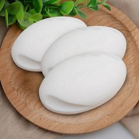 隆力奇 牛奶滋养香皂 95g*3块 滋润保湿补水嫩肤洗澡沐浴奶香肥皂