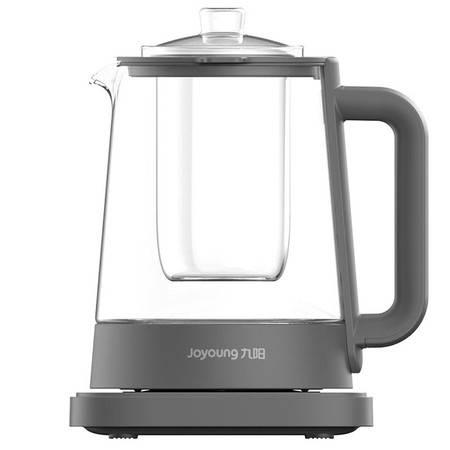 九阳 养生壶1.5L K15-D11S 养生壶煮茶器煮茶壶电水壶热水壶烧水壶电热水壶玻璃花茶