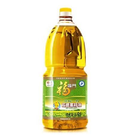 【长沙馆积分商城】福临门双低一级菜籽油1.5L/瓶 仅限天心、开福、雨花、岳麓、浏阳、宁乡网点自提