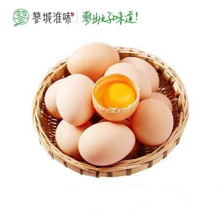 安徽省六安市霍邱县 谷物初生蛋40枚  蓼城淮味-蓼出好味道