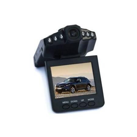 Racing 720P行车记录仪红外夜视广角镜头迷你车载监控防碰瓷