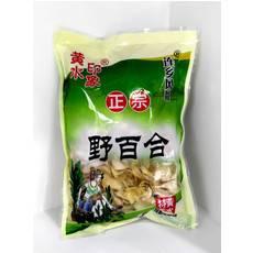 [石柱扶贫馆]  黄水印象野百合(袋装)250g
