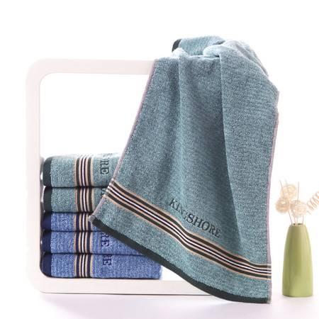 金号  A060毛巾 加大加厚洗脸面巾 柔软吸水擦汗运动毛巾健身大毛巾
