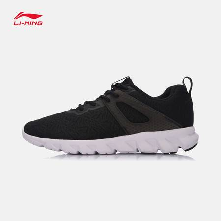李宁 跑步鞋女鞋 弧Element减震轻便耐磨防滑运动鞋ARHM074