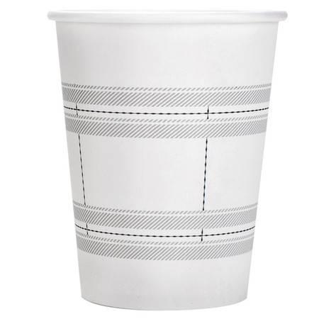 得力/DELI  19201纸杯一次性100只装家用办公聚餐加厚纸杯 饮水杯 杯子