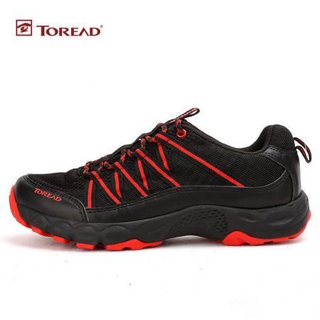 探路者/TOREAD 步鞋男耐磨防滑登山鞋男运动鞋图途户外KFAF81358