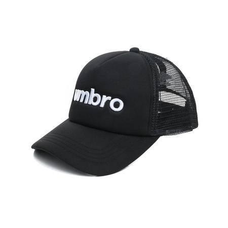 茵宝UMBRO2018年新款中性帽情侣帽户外休闲运动帽UI181AC4105