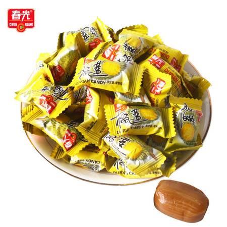 春光 春光榴莲糖20个(大约100g) 休闲零食小吃