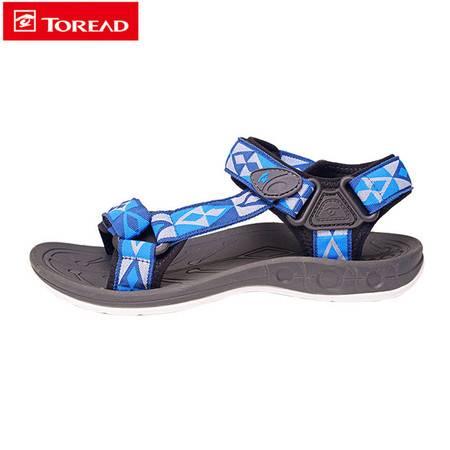 探路者/TOREAD女款沙滩鞋透气防滑凉鞋运动鞋TFGG82717