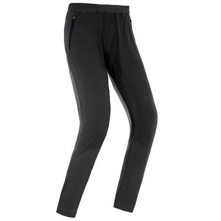 探路者/TOREAD 跑步裤 运动裤 2018春夏新款户外女式弹力吸湿速干跑步裤