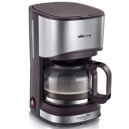 Bear/小熊 KFJ-A07V1 美式咖啡机家用全自动 小型滴漏式家用泡茶机