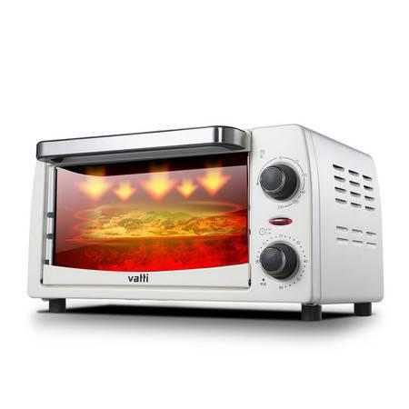 华帝(VATTI) KXSY-10GW01 10升 多功能家用烘焙电烤箱小烤箱