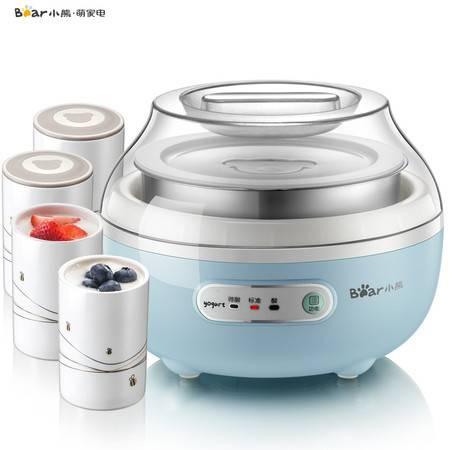 小熊  SNJ-C10H1酸奶机迷你全自动不锈钢恒温发酵机陶瓷4分杯
