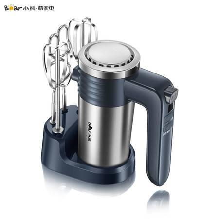 小熊 DDQ-B03R1打蛋器电动家用全自动台式手持不锈钢和面机