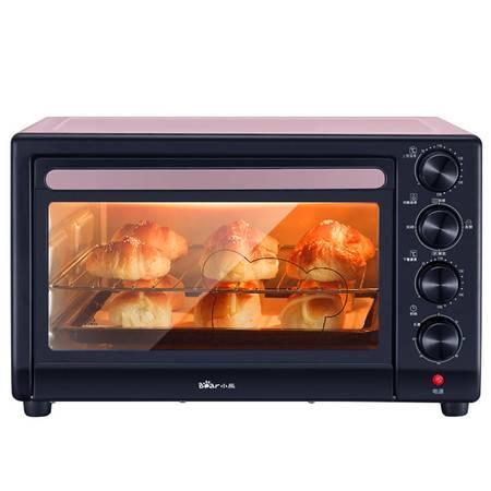 小熊DKX-B30J1电烤箱多功能家用全自动烘焙蛋糕30升大容量小型迷你