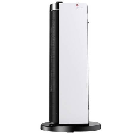 美的/MIDEA 电暖风机器取暖器立式家用电热五面室内办公室静音多功能速热 NTH20-18B