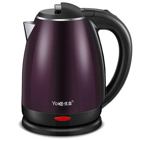 优益/YOICE 烧水壶304不锈钢自动电热水壶家用宿舍水壶Y-SH601-18