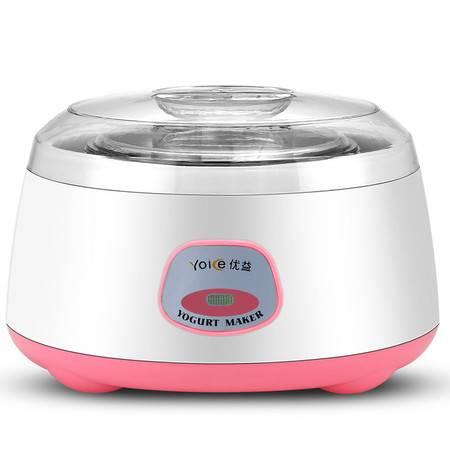 优益/YOICE 酸奶机米酒机分杯家用全自动不锈钢内胆1L MC-1011