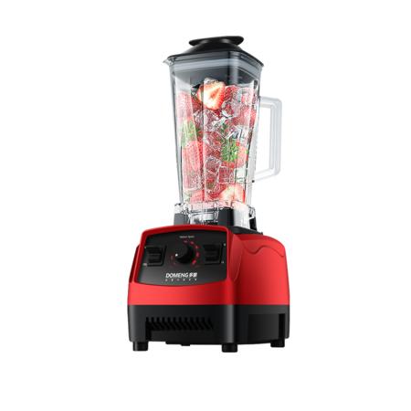 多蒙(DOMENG)家用料理机 榨汁机多功能婴儿辅食水果汁豆浆搅拌机沙冰机LM-828